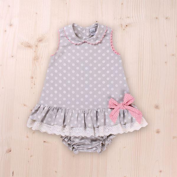 Image de Vestido niña bebe