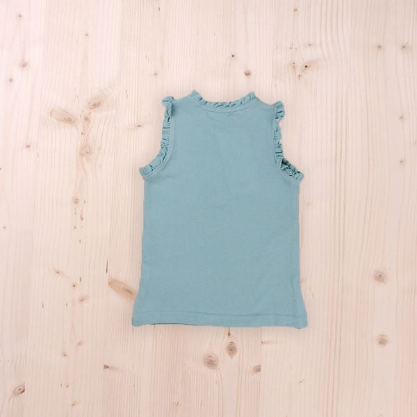 Picture of Turquoise t-shirt