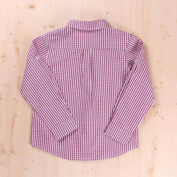 Picture of CAMISA JUNIOR TAPIZ CUELLO PICOS