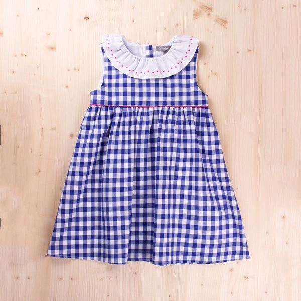 Picture of Vestido Junior Vichy