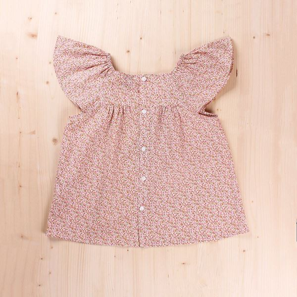 Picture of Blusa Junior con puntilla