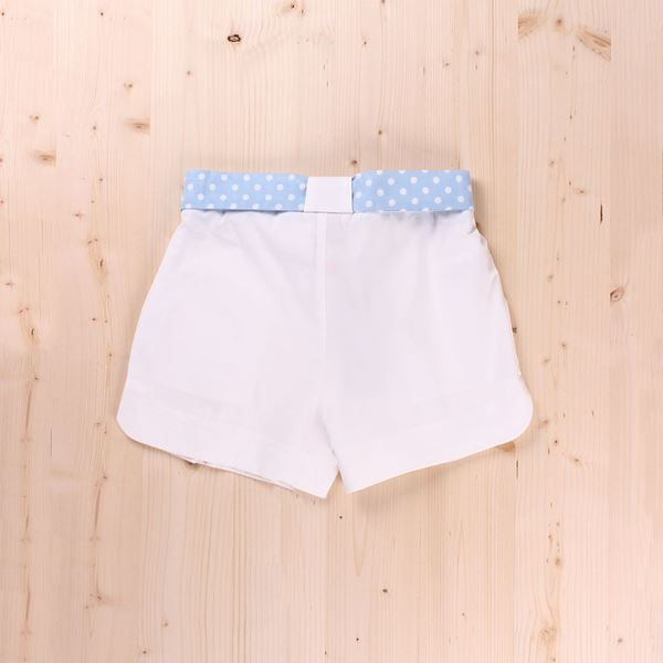 Picture of Short Junior Basic con varios cinturones