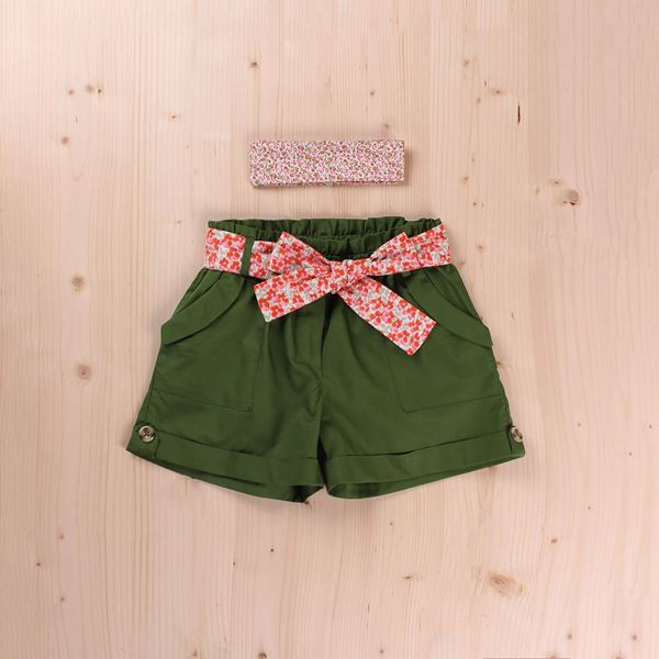 Image de Short niña Junior basic