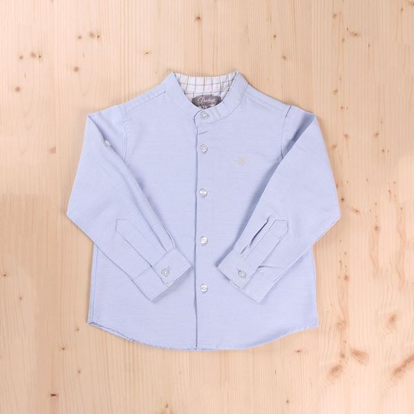 Picture of CAMISA JR OXFORD CUELLO MAO