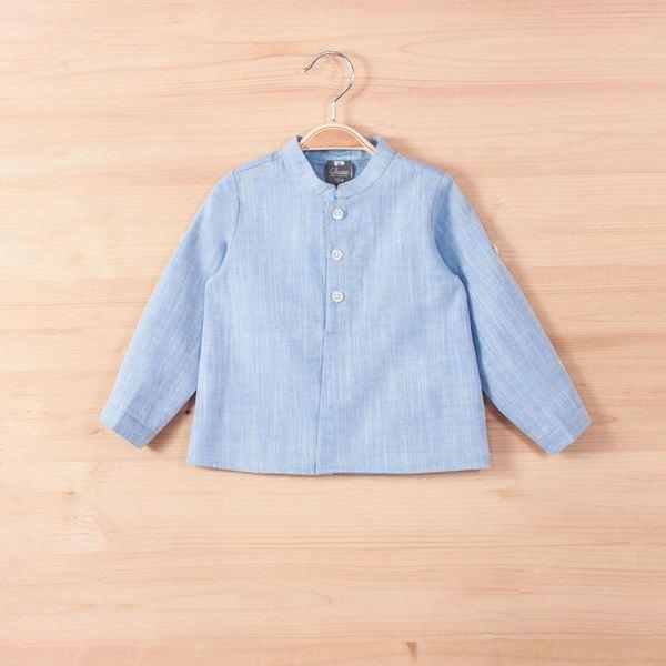 Picture of Camisa bb brisa azul