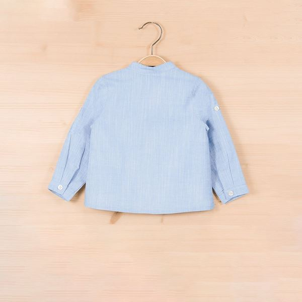 Image de Camisa bb brisa azul