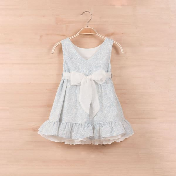 Picture of Vestido jr Ice floral