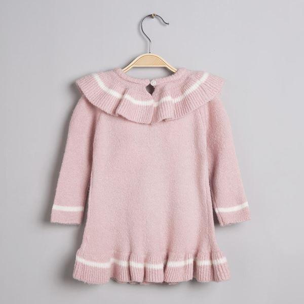 Imagen de Vestido punto bebé Blancacnieves
