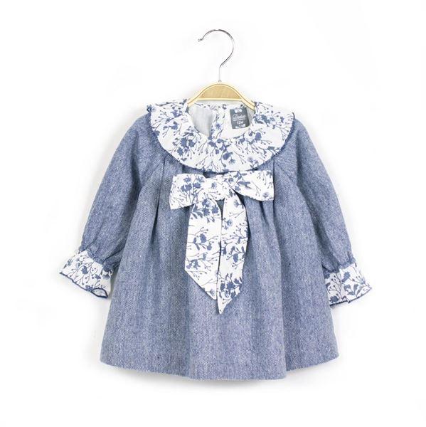 Imagen de Vestido bebé floral Vintage