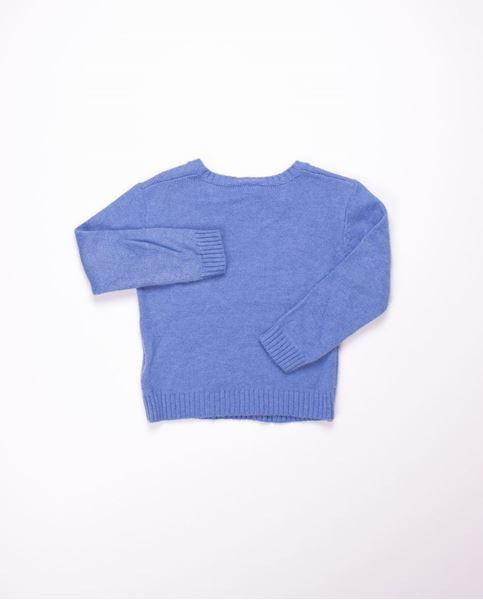 Imagen de Jersey pico azul