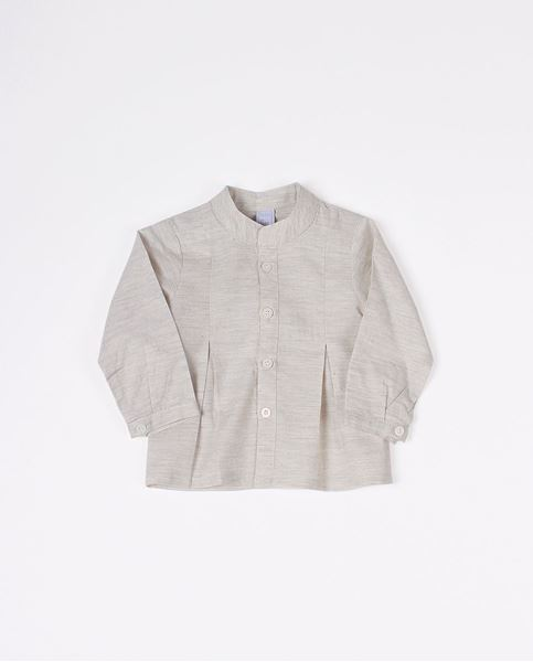 Picture of Camisa mao beige