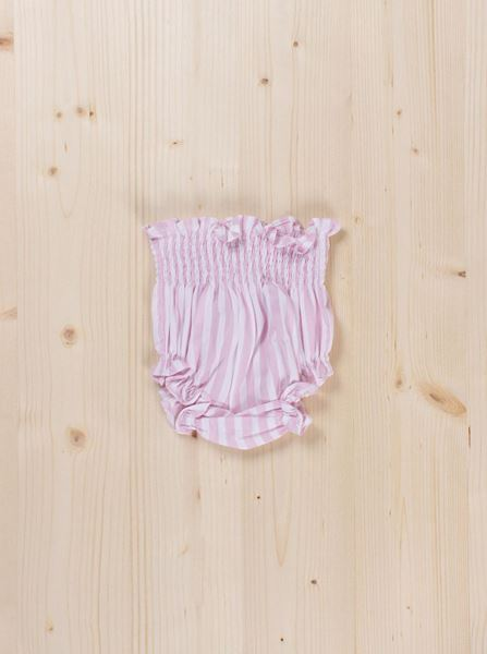 Picture of Pink stripes culotte