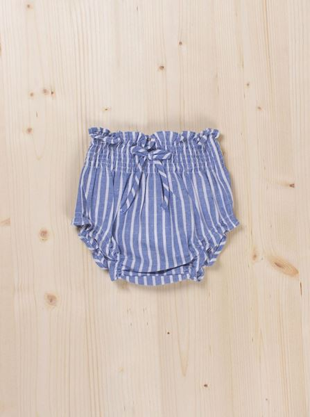 Picture of Blue stripes culotte