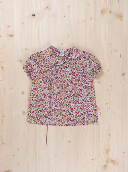 Picture of Flowers blouse
