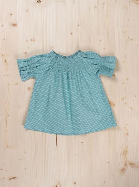Picture of Turquoise blouse
