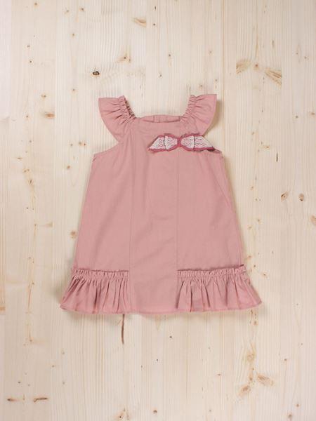 Image de Vestido rosa palo