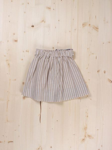Picture of Skirt camel stripes
