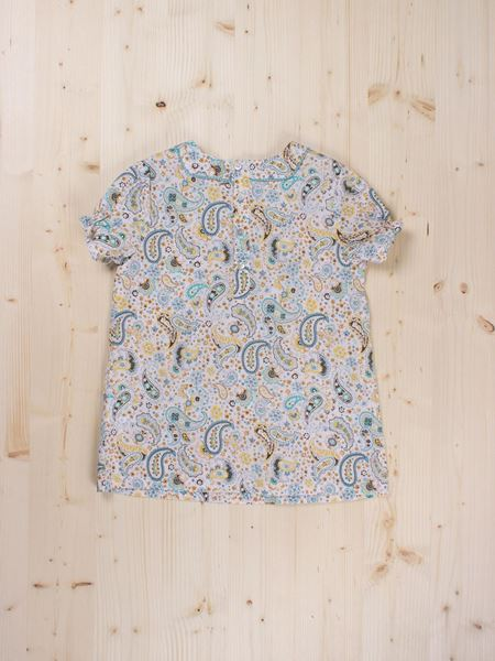 Picture of Print blouse