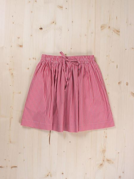 Picture of Skirt red stripes