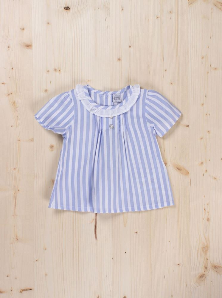 Picture of Blue stripes shirt