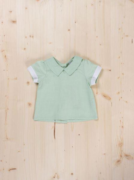 Image de Camisa verde nb
