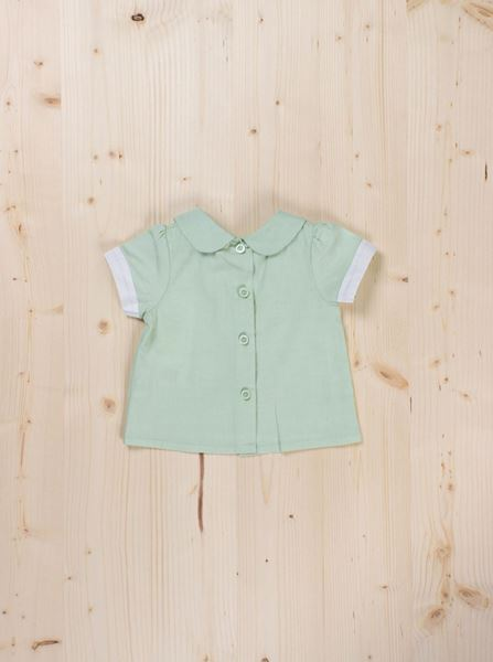Picture of Camisa verde nb