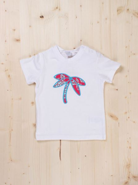 Picture of Camiseta palmera niño bb
