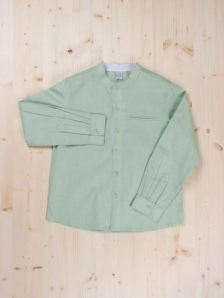 Imagen de Camisa verde larga