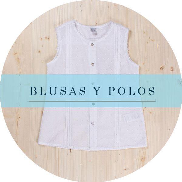 Image de la catégorie Blusas y polos