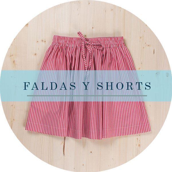 Image de la catégorie Faldas y shorts