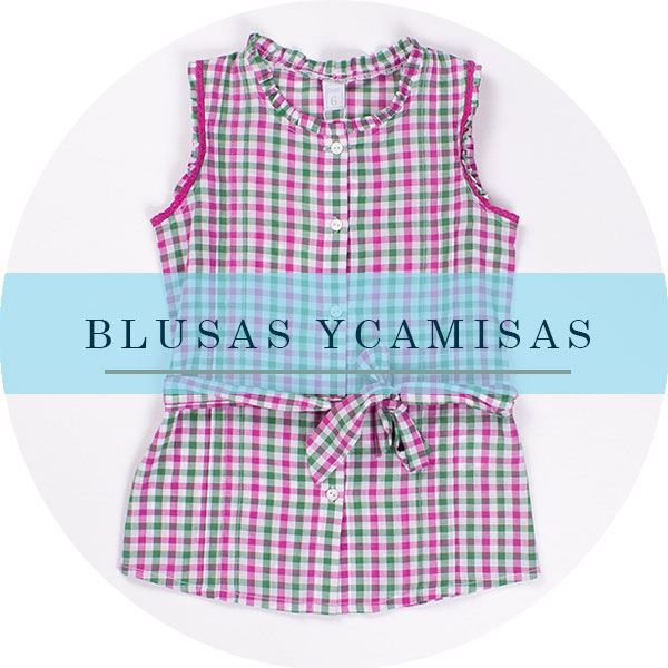 Picture for category Blusas y camisas