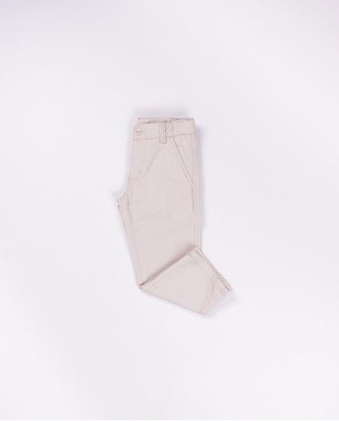 Picture of Pantalon chino beige