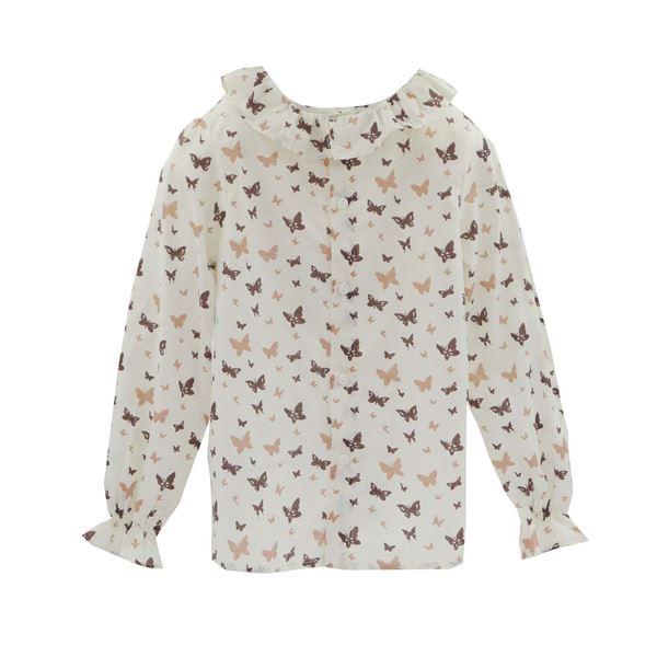 Picture of Camisa niña mariposas