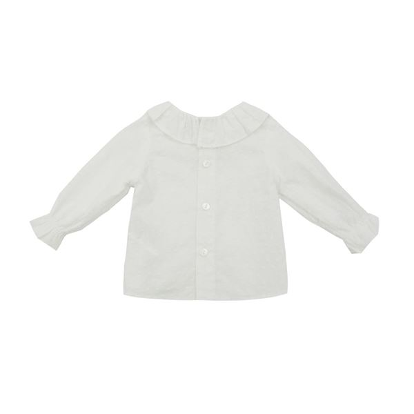 Picture of Camisa plumeti blanco