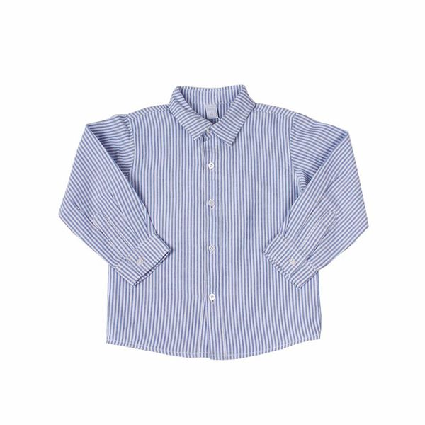 Picture of Camisa rayas azules