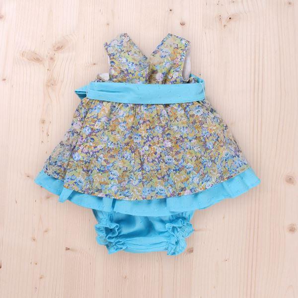 Imagen de Vestido niña bebe
