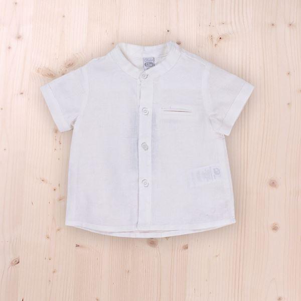 Imagen de Camisa blanca bebe