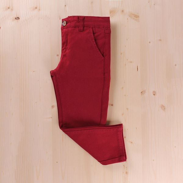 Picture of PANTALON JUNIOR GRANATE