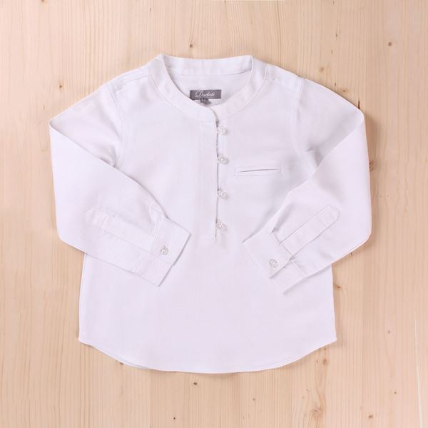 Imagen de Camisa blanca larga