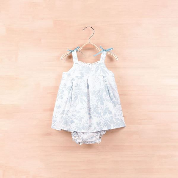 Picture of Vestido bb camelia floral