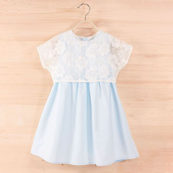 Picture of Vestido jr. Camelia organza