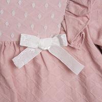 Imagen de Vestido bebé purpurina Blancanieves