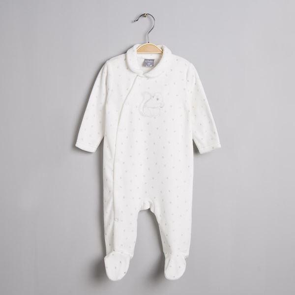 Image de Pijama ardilla terciopelo