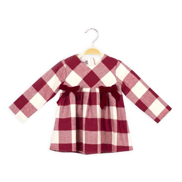 Image de Vestido bebé cuadro Caperucita