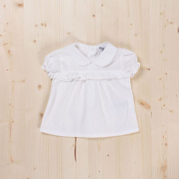 Picture of Baby white blouse