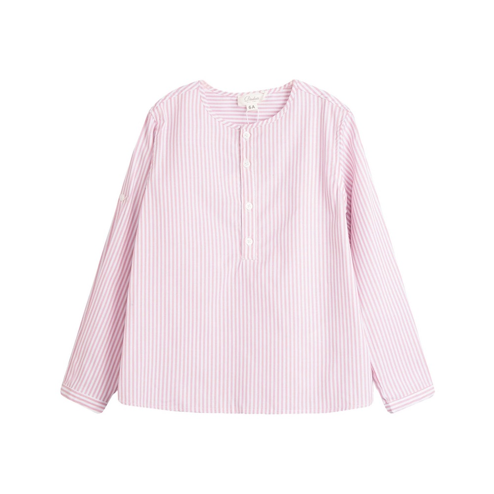 Image de Camisa de niño de rayas y manga larga