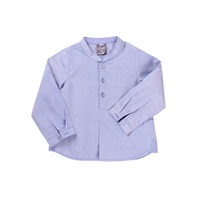 Picture of Camisa bebé oxford azul