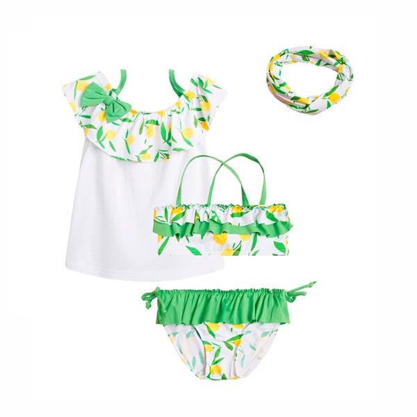 Image de LOOK Limonada niña bikini