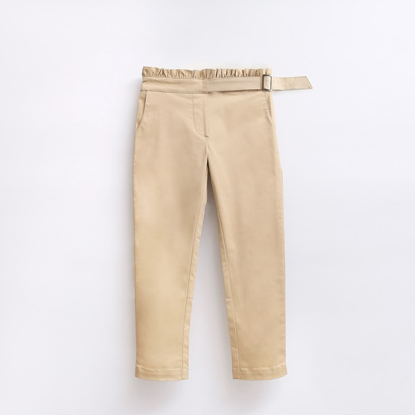 Picture of pantalon camel con cinturon