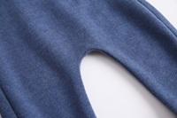 Imagen de Peto azul con toque etnico